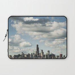 Chicago Skyline #1 Laptop Sleeve