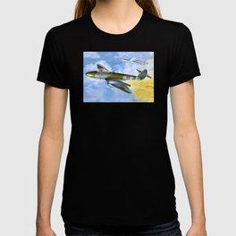 Meteor vs V1 T-shirt