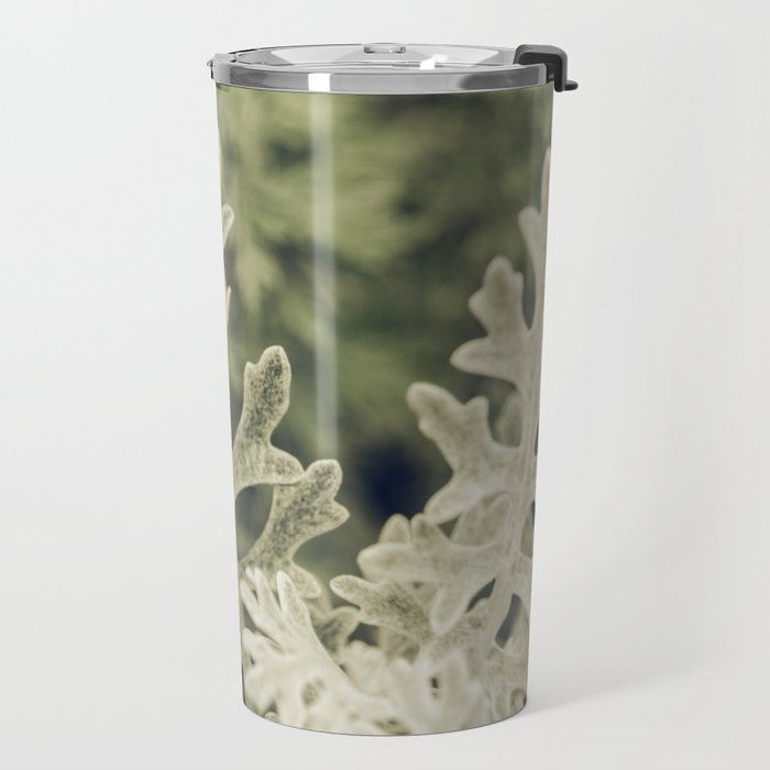 Nature Abstract 3 Travel Mug