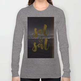 Sol & Sal Long Sleeve T-shirt