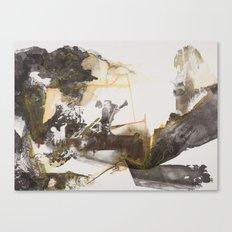 Funeral Chant (Shovel) Canvas Print