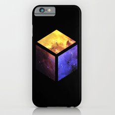 Nebula Cube - Black iPhone 6s Slim Case