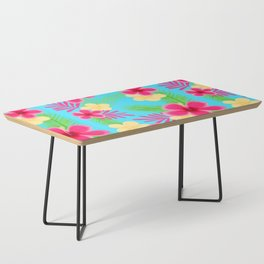 05 Hawaiian Shirt Coffee Table