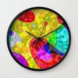 RGB&CMYK Wall Clock