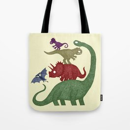 Dinosaurs Tote Bag