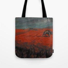 In the Borderlands Tote Bag