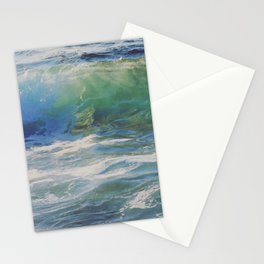 Turquoise Glow Stationery Cards