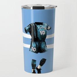 Maradona 10 Travel Mug