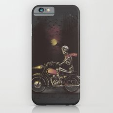 Death Rides in the Night Slim Case iPhone 6s