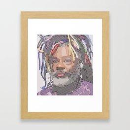 We Want The Funk Framed Art Print