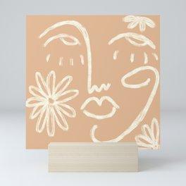 Flora Mini Art Print