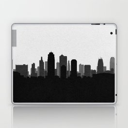 City Skylines: Kansas City Laptop & iPad Skin