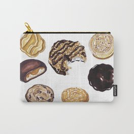 Girl Scout Cookies Carry-All Pouch