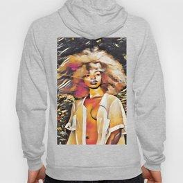 Afro Woman Hoody