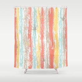 Raising tiny humans Shower Curtain