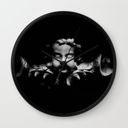 putto Wall Clock