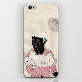 Lucky-Girly you iPhone Skin