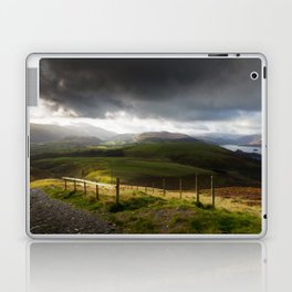 Keswick via Skiddaw Laptop & iPad Skin