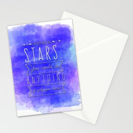Rattle The Stars Stationery Cards