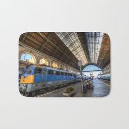 Budapest Keleti Railway Station Bath Mat