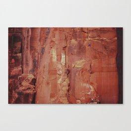 Desert Climber by Boone Speed Canvas Print