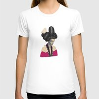 geisha T-shirts featuring Geisha by Albert Lee