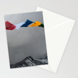 Mountains are calling Stationery Cards