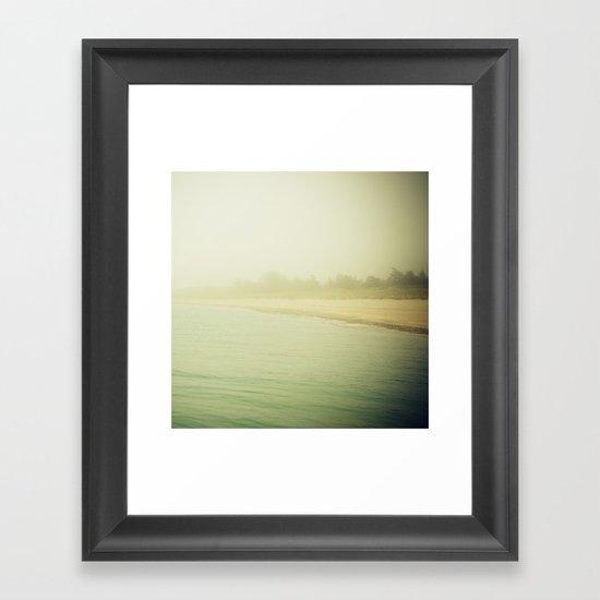 Dreams of Distant Lands Framed Art Print