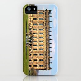 Chatsworth House iPhone Case