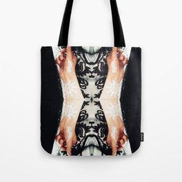 Henna Mehndi Tattoo Tote Bag