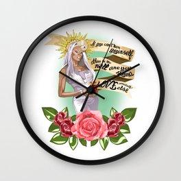VIRGIN RUPAUL Wall Clock