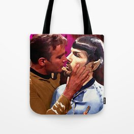 Between the mirrors Tote Bag