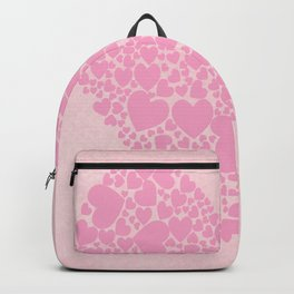 Rose Hearts Backpack