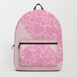 Rose Hearts Backpack