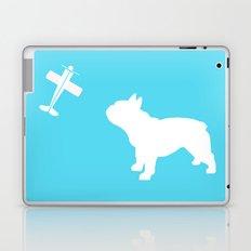 French Bull dog art Laptop & iPad Skin