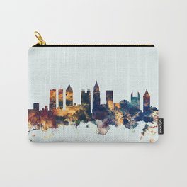 Atlanta Georgia Skyline Carry-All Pouch
