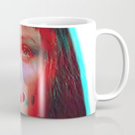 """I said goddamn. Goddamn"" - MIA WALLACE Coffee Mug"