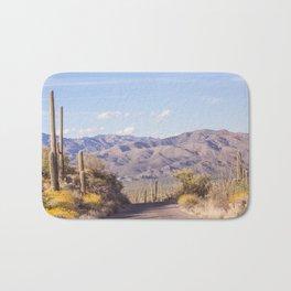 Down Desert Roads, IV Bath Mat