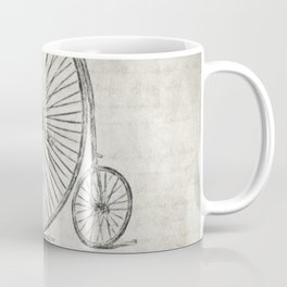 Melancholy Is Incompatible With Bicycling Coffee Mug