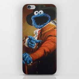 Monster Ducookie iPhone Skin
