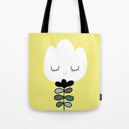 simply flower Tote Bag