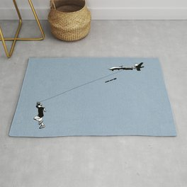 One Fine Drone Rug