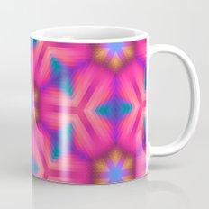 Kaleidoscope Floral Mug