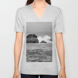Peace of Mind Unisex V-Neck