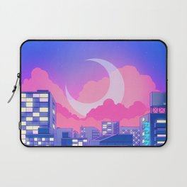 Dreamy Moon Nights Laptop Sleeve
