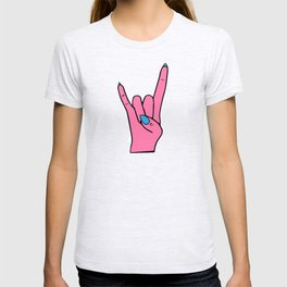 The Horns - Rock On T-shirt