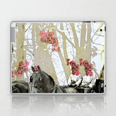 Escape to my mind Laptop & iPad Skin