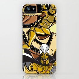 Golden Knights iPhone Case