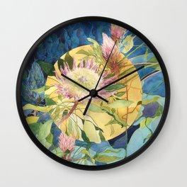 Tropical Wonders Wall Clock