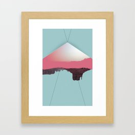 Dweller's Pinnacle Framed Art Print
